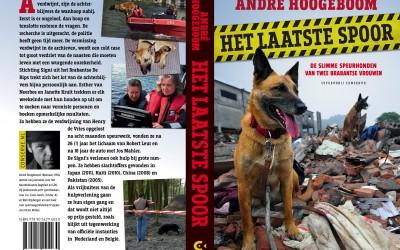 Boek over Signi zoekhonden: 'Het laatste spoor'