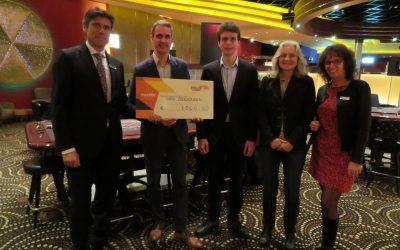 Signi zoekhonden, het goede doel van Holland Casino 2016!