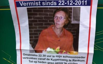 Vermissing Renkum (22 december 2011- …)