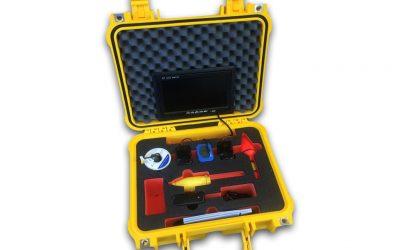 MSS Defence ondersteunt Signi zoekhonden met onderwatercamera