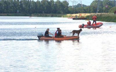 Het 'oranje' bootje