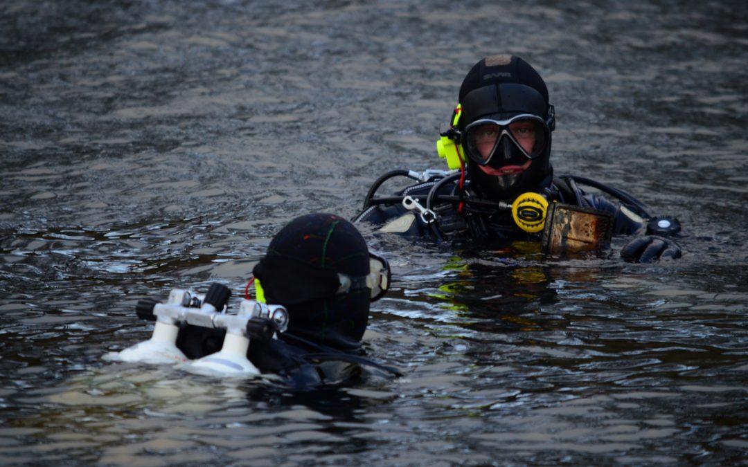 Petitie: Als vrijwilliger kunnen blijven duiken voor goede doelen